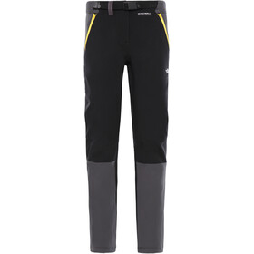 The North Face Diablo II Pantalon Femme, tnf black/weathered black